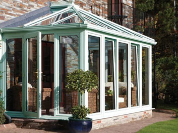 Glass Home extensions
